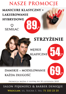 wroclavia A5 dwustronna