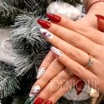 Arkadia świąteczne paznokcie, Anna