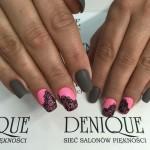 Nadia Reztsova Atrium Targówek manicure hybrydowy