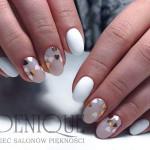 Natalia manicure kombinowany
