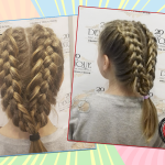fryzura dziecieca