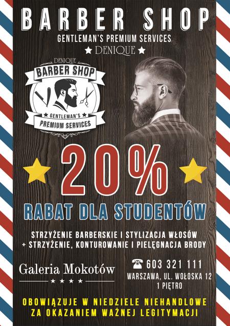 studenci barber